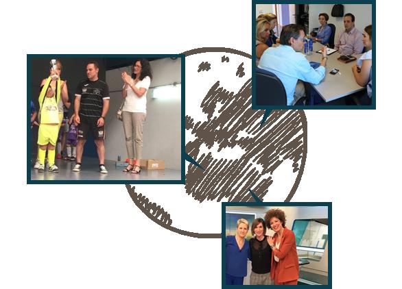 Objetivos Asociación Madrileña de Pacientes con Síndrome de Tourette y Trastornos Asociados, AMPASTTA