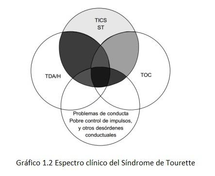 EspectroclinicoSindromeTourette